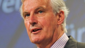 Barnier will Zinsmanipulation unter Strafe stellen