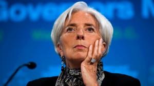 Ermittelt Frankreich nun gegen die IWF-Chefin?