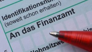 Verspätete Steuererklärung  soll 25 Euro je Monat kosten