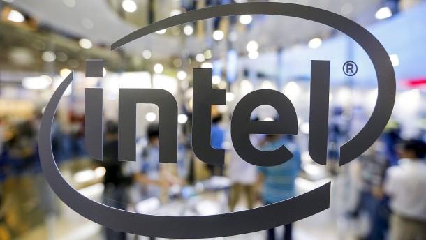 Intel erwägt Verkauf von IT-Sicherheit