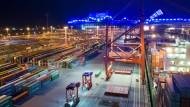 Probleme mit Russland hin oder her: Die deutsche Exportindustrie brummt weiter.