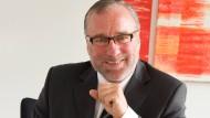 Michael Schmidt ist Mitglied der Geschäftsführung der Arbeitsagentur Freising.