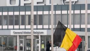 Opel Antwerpen trägt Trauer