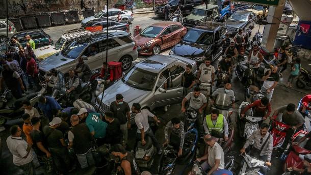 Der Libanon versinkt in einer Währungskrise