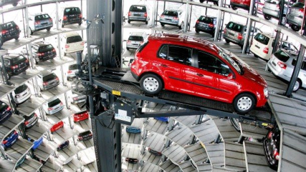 VW plant mit dem Golf einen Renditesprung
