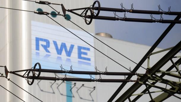 RWE macht ersten Verlust in der Nachkriegszeit