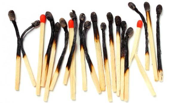 Überfordert und ausgebrannt