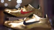 Nike spürt wachsende Konkurrenz durch Adidas