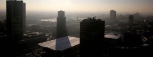 Smog über Warschau: Stimmen Polens Statistiken zum Wirtschaftswachstum nicht?