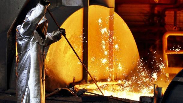Schlussrunde im Stahlpoker