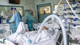 Wie die Pandemie die Kliniken voranbringen soll