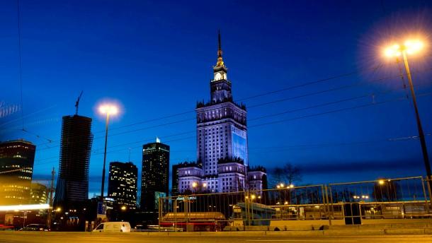 polnischer immobilienmarkt polen strebt mit neubauten aus. Black Bedroom Furniture Sets. Home Design Ideas