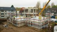 Neubau von Vonovia in Bochum