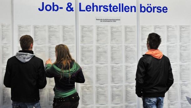 73,3 Millionen junger Menschen sind ohne Job