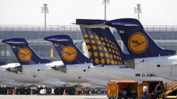 Konjunkturschwäche trifft auch die Lufthansa
