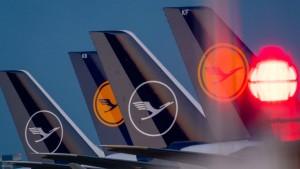 Lufthansa schließt den Sommer mit 1,3 Milliarden Euro Verlust ab