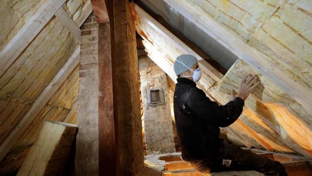 Themendienst Bauen & Wohnen: Energetische Sanierung ist Expertensache