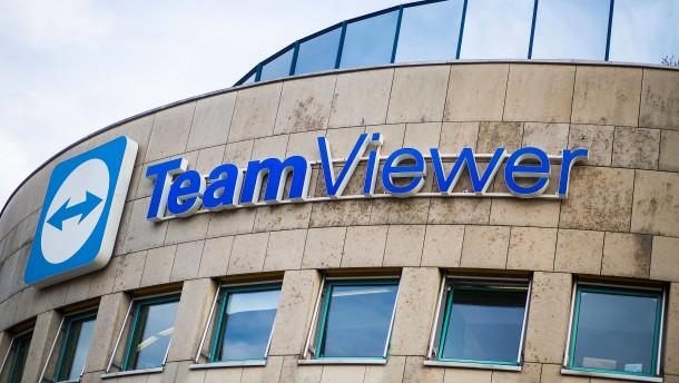 Teamviewer könnte für 1,7 Milliarden Euro den Besitzer wechseln