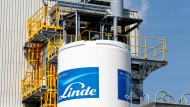 Linde bootet bei Fusion mit Praxair seine Aktionäre aus