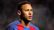 Französischer Haushaltsminister freut sich auf Neymar