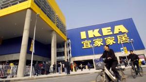 Ikea baut neue Kaufhäuser in China