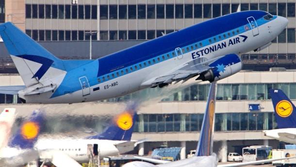 Endgültiges Aus für Estonian Air
