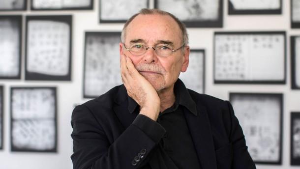 Jürgen Trabant - Der Sprachwissenschaftler stellt sich in Berlin den Fragen von Ralph Bollmann