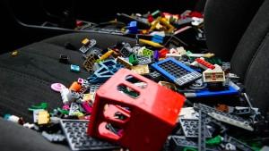 Lego ändert Verkaufspolitik