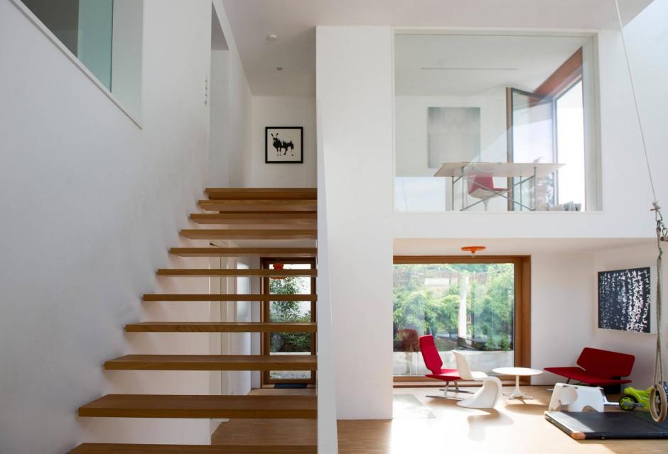 bilderstrecke zu serie neue h user wie man ein haus aus den 50ern renoviert bild 7 von 13. Black Bedroom Furniture Sets. Home Design Ideas