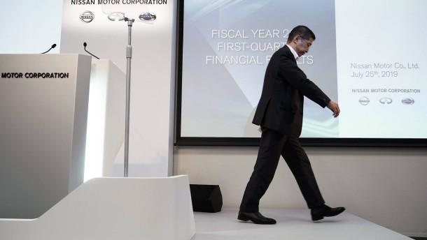 Nissan droht ein neuer Finanzskandal