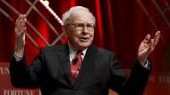 Milliardär Buffett gegen Millardär Trump - nächste Runde