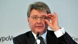 Theodor Weimer Favorit als neuer Börsenchef