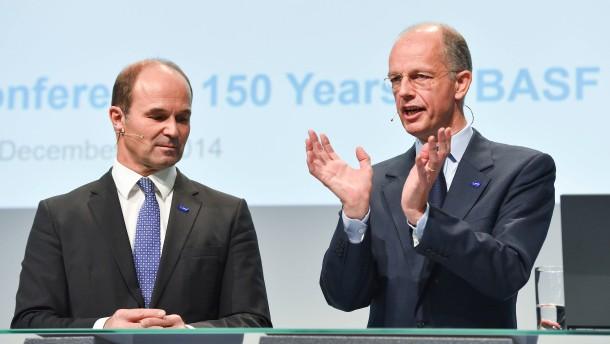BASF bekommt neue Spitze