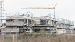 Baubranche fordert ein eigenes Bauministerium
