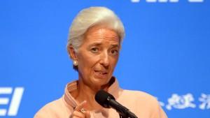 IWF will Wachstumsprognose abermals senken