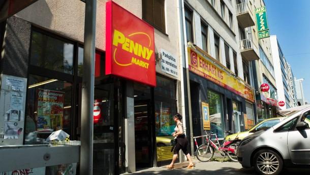 Sanierung von Penny belastet Rewe