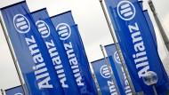 Allianz opfert der Digitalisierung Hunderte Stellen