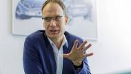 Michael Lohscheller ist seit Juni des vergangenen Jahres Chef von Opel.