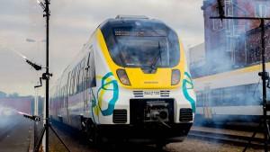 Züge mit Batterie und ohne Lokführer