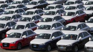 Audi verkauft trotz Skandal mehr Autos