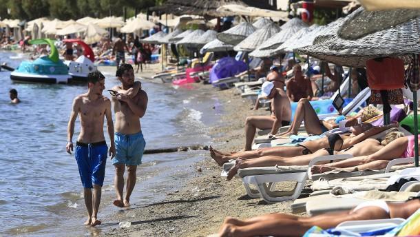 F.A.Z. exklusiv: Bundesregierung wirbt für Urlaub in der Türkei