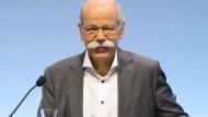 Derzeit der wohl bestbezahlte Manager im Dax: Dieter Zetsche von Daimler.