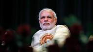 Hoffnungsträger: Narendra Modi