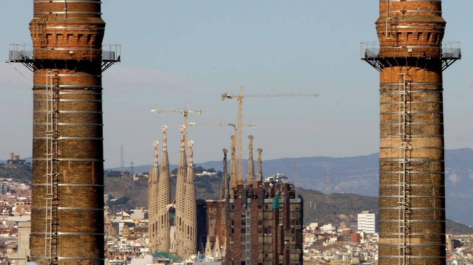 Barcelona: Hauptstadt Kataloniens