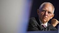Starker Endspurt: Wolfgang Schäuble zieht bis zum Ende seiner Amtszeit das volle Programm durch.