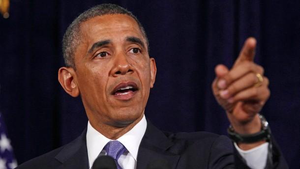 """Obama verteidigt noch einmal """"Obamacare"""""""