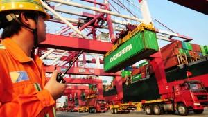 In China entsteht der größte Hafen der Welt