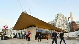 Londoner U-Bahn-Netz erweitert
