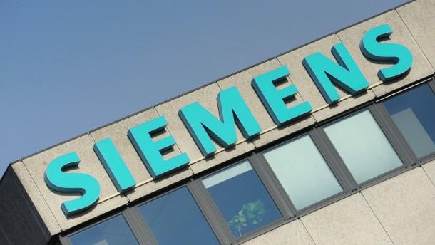 Siemens-Erben verlangen Ruhe im Konzern