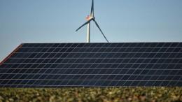 Das denken die Deutschen über die Energiewende